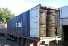 Хранение и транспортировка шин